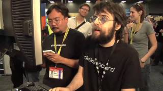 getlinkyoutube.com-Fastest Typist: Ultimate Typing Championship Final 2010 By Das Keyboard