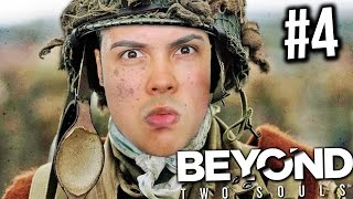 I GET SENT OFF TO MILITARY SCHOOL!!! :O (Beyond Two Souls PS4) #4