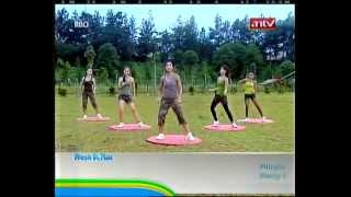 getlinkyoutube.com-Feni Rose Senam Fresh & Fun antv 24042012 -2