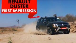 getlinkyoutube.com-2016 Renault Duster Easy R + AWD : First Drive : PowerDrift