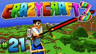 """getlinkyoutube.com-Minecraft Crazy Craft 3.0 (Ep 21) - """"GOD SWORD!"""" w/ Ali-A"""