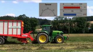 Pottinger Jumbo Silage Trailer