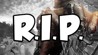 RIP Advanced Warfare...