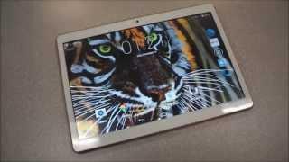 "getlinkyoutube.com-China 9.7"" tablet Octa Core (really 5 core) MTK6592 Samsung Tab copy (review)"