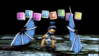 getlinkyoutube.com-Mortal Kombat  - All Babalities (3+)