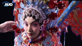 getlinkyoutube.com-Beijing Travel Guide - Peking Opera - Mask