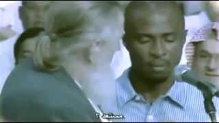 شاب مسيحي يسأل شيخ مسلم سؤال واحد ودخل بالاسلام