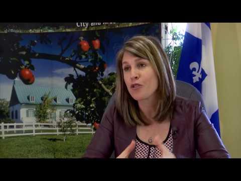 Un soutien aux entrepreneurs à l'île d'Orléans