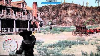 getlinkyoutube.com-red dead redemption how to get the war horse on free roam