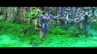 Optimus Prime: Monster (Skillet)