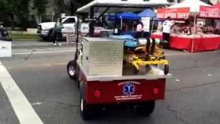 getlinkyoutube.com-Golf Cart Ambulance