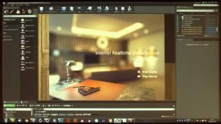 getlinkyoutube.com-MAXONミーティング2015 Cinema 4DとUnreal Engine4で作るリアルタイム建築ビジュアライゼーション/Frames 真茅 健一