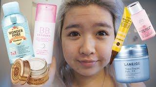 getlinkyoutube.com-Skincare Routine 2014