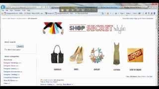 getlinkyoutube.com-How to Create Your Own eBay Store Custom Header