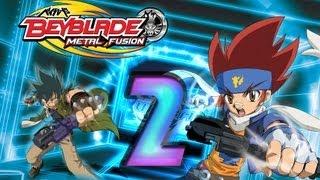 getlinkyoutube.com-Beyblade: Metal Fusion - Battle Fortress Walkthrough Part 2 (Wii)