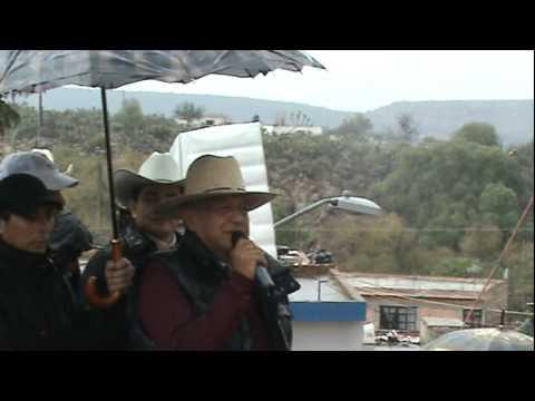 Lopez Obrador en Mexquitic de Carmona S.L.P. parte 1