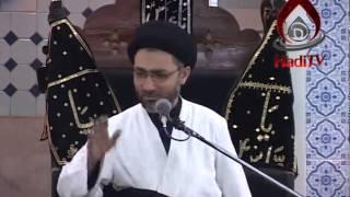 getlinkyoutube.com-1st Muharram Majlis 1436 - 2014 - Moulana Shahehshah Hussain Naqvi - Urdu