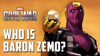 getlinkyoutube.com-Captain America: Civil War - Who is Baron Zemo?