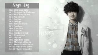 Tuyển tập những bản guitar hay nhất của SungHa Jung