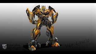 getlinkyoutube.com-Transformers 5 - Bumblebee Full Concept Art (Fan-Made)
