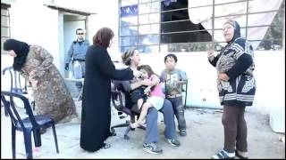 getlinkyoutube.com-View the cruelty of the Israeli occupation on the Palestinian people occupier