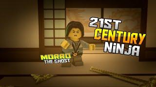 getlinkyoutube.com-Lego Ninjago - The Fold '21St Century Ninja'