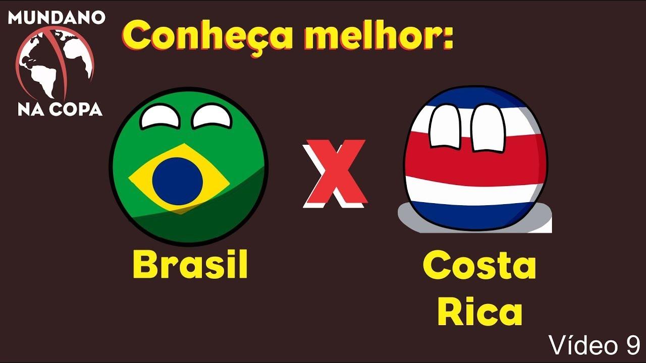 Mundano na Copa #9 – Brasil x Costa Rica