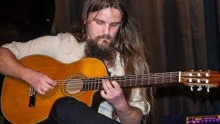 getlinkyoutube.com-Mariusz Goli LIVE ( worlds best street guitarist)  London Hippodrome March 2014