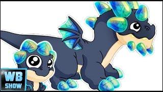 getlinkyoutube.com-How to Breed Labradorite Dragon (Gem Dragon) | DragonVale