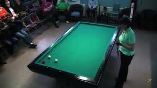 getlinkyoutube.com-Billard Libre ALES VS JACQUES