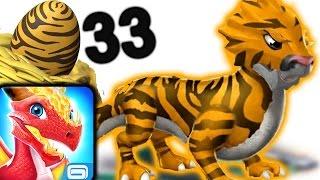 getlinkyoutube.com-Dragon Mania Legends - How To Breed TIGER Dragon! [Episode 33]