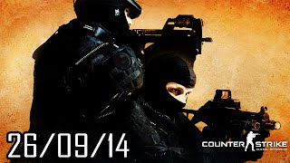 getlinkyoutube.com-[Live Action] Counter Strike: Global Offensive 26/9/14