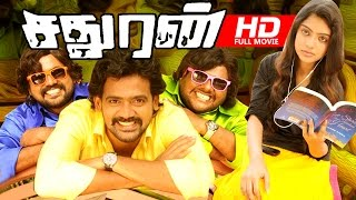 getlinkyoutube.com-New Tamil Full Movie 2015 | Sathuran [ Full HD ] | Action Thriller Movie | Ft. Rajaj, Varsha