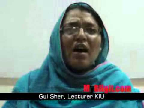 MyGilgit.com team visits Karakoram International University (KIU) Gilgit Baltistan