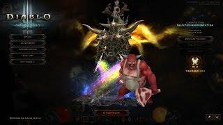 Diablo 3 2.5.0 PTR/Season10 WW Barb GR's