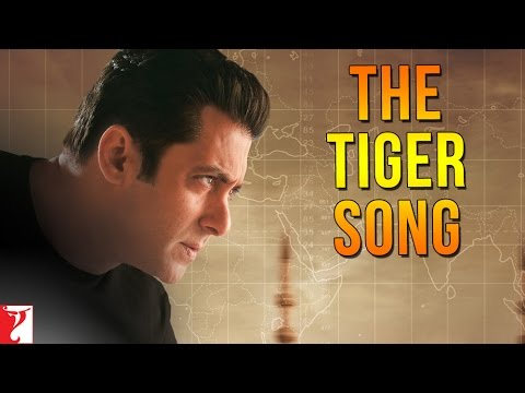 The Tiger Song - Salman Khan & Katrina Kaif - Ek Tha Tiger -mAvgYOMdAs4