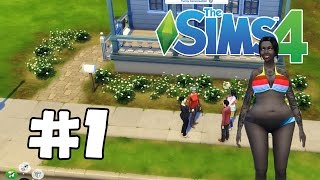 Sips Plays The Sims 4 (20/3/2017) #1   ANDROMEDA