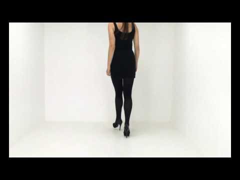 UK Tights - Pretty Polly 60 Denier Lustre Opaque Tights