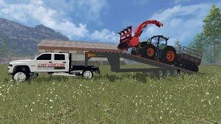 getlinkyoutube.com-Farming Simulator 2015   Jene's Logging Inc.   Tract 1- Ep. 10