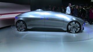 Fahrerlos durch die Stadt: Das Zukunfts-Auto rückt näher