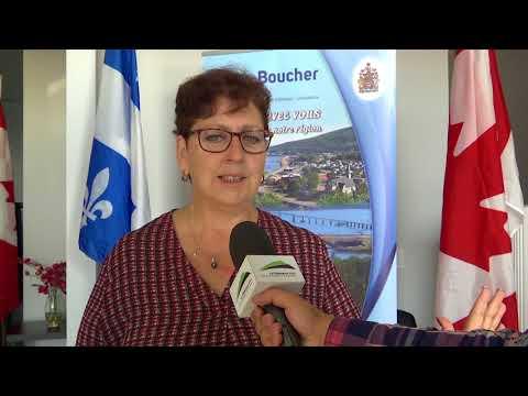 Des nouvelles fonctions pour la députée Sylvie Boucher