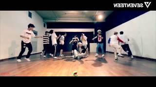 Seventeen Adore U Dance Mirrored Slowed 75%