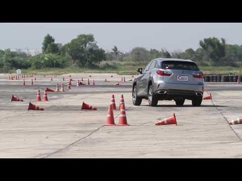 BEST LUXURY SUV PETROL LEXUS RX 200t
