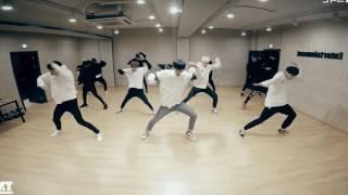 getlinkyoutube.com-KNK (크나큰) - U Dance Practice (Mirrored)
