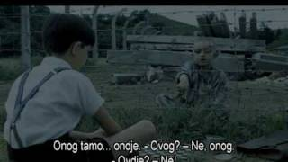Film koji vas ne ostavlja ravnodušnim. Dječak u prugastoj pidžami (The boy in the striped pajamas)