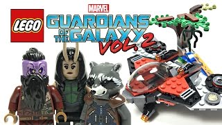 getlinkyoutube.com-LEGO Guardians of the Galaxy 2 Ravager Attack review! 2017 set 76079!