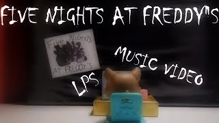 LPS- Five Nights at Freddy's Song Music Video