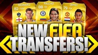 getlinkyoutube.com-NEW FIFA TRANSFERS!