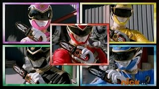 Power Rangers - Neo-Saban Morph Calls (Samurai, Megaforce, Super Megaforce, and Dino Charge)
