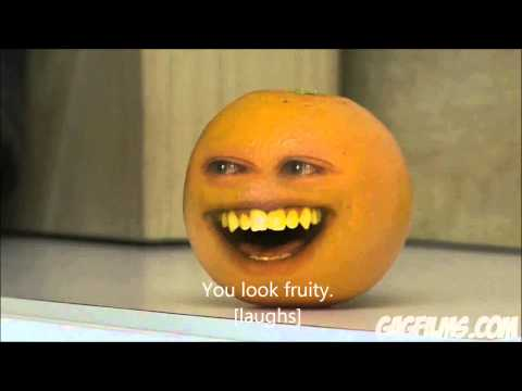 Annoying Orange Persian (english subs)